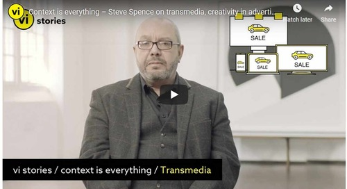 Context Is Everything: Transmedia vs. Integrated Campaigns [Video]