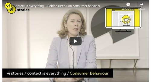 Context Is Everything: Consumer Behavior [Video]