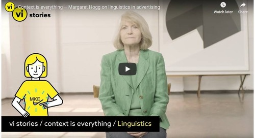 Context Is Everything: Language and Voice in Marketing Messaging [Video]