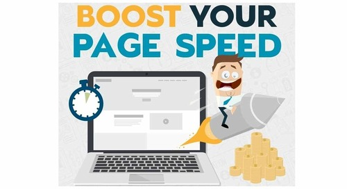 Why You Need to Boost Your Website's Page-Load Speed [Infographic]