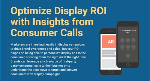 Optimize Display Ads With Consumer Insights: Stats and Best-Practices [Infographic]
