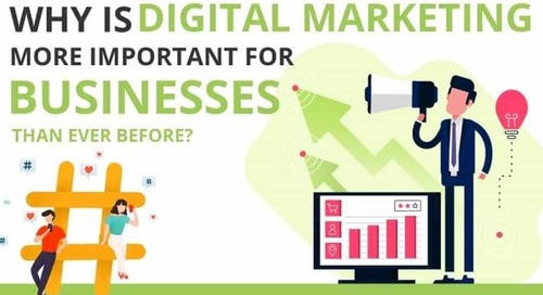 Why Digital Marketing Is More Important Than Ever Before [Infographic]