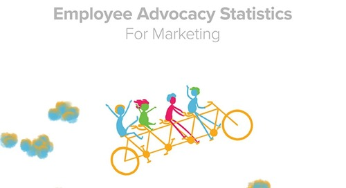 Employee Advocacy Statistics for Marketers [Infographic]