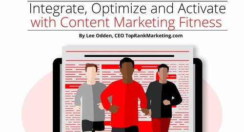Content Marketing That's Strong and Fit Enough to Generate ROI [Infographic]