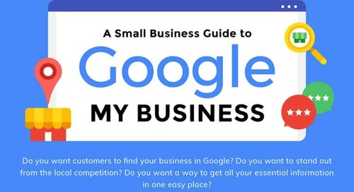 A Step-by-Step Guide to Google My Business: Set Up and Optimize Your Profile [Infographic]