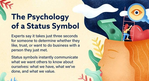 The Psychology of Status Purchases [Infographic]