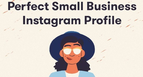 How to Set Up and Use Your Small Business Instagram Profile [Infographic]