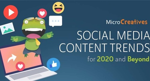 Seven Social Media Content Trends for 2020 and Beyond [Infographic]