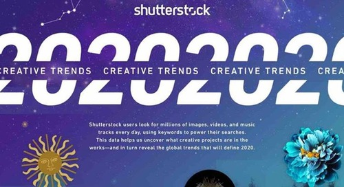 Nine Creative Trends to Watch in 2020 [Infographic]