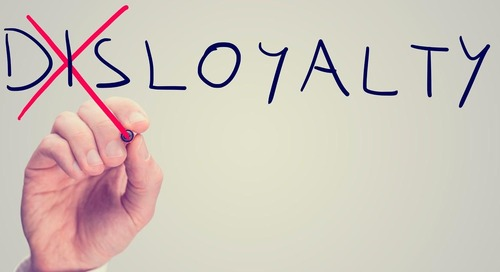 'Disloyalty Programs': How to Fend Off Large Competitors and Build Customer Loyalty