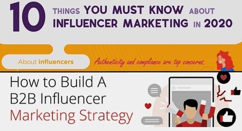 Influencer Marketing Strategy in 2020: What You Need to Know [2 Infographics]
