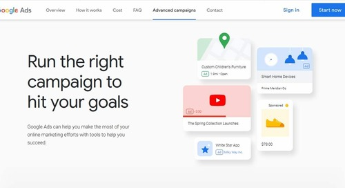 Five Google Ads Tips to Help You Become a Better PPC Marketer