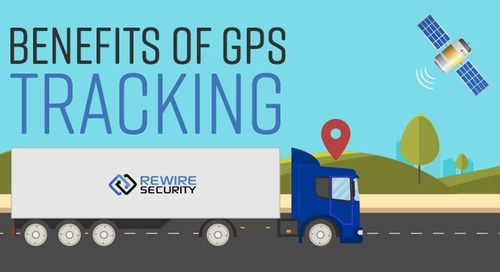 The Benefits of GPS Tracking for Enterprises With Vehicle Fleets [Infographic]