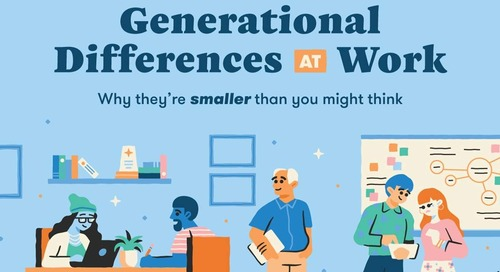 Workplace Generational Stereotypes: How True or False? [Infographic]