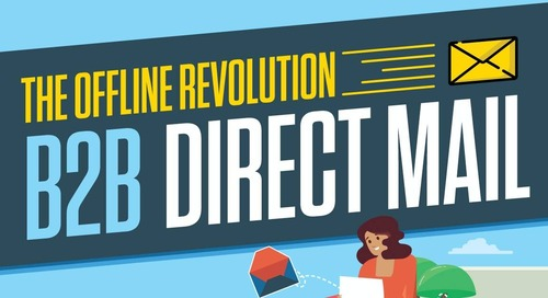 B2B Direct Mail for Marketing and Sales [Infographic]