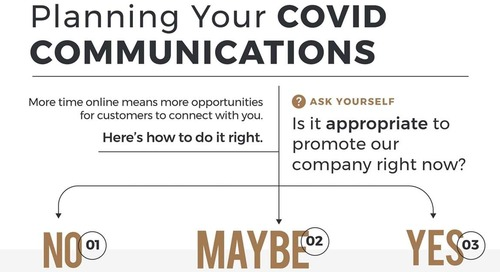 Planning Your COVID-Related Communications: A Flowchart [Infographic]