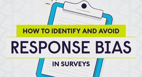 How to Identify and Avoid Survey Response Bias [Infographic]