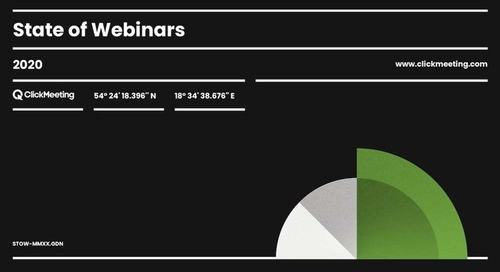 The State of Webinars: Length, Engagement, and Feature Trends [Infographic]