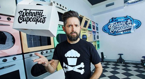 The Recipe for 'Brand Hysteria': Johnny Cupcakes on Marketing Smarts [Podcast]