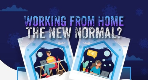 Productivity, Time, and Money: The Benefits of Remote Work [Infographic]