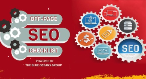 The Keys to Effective Off-Site Search Engine Optimization [Infographic]