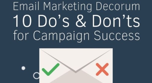 10 Email Marketing Do's and Don'ts for Campaign Success [Infographic]