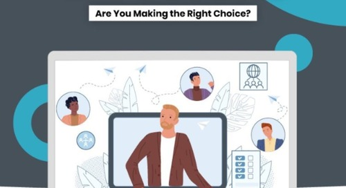 Webinars vs. Podcasts: Are You Making the Right Choice? [Infographic]