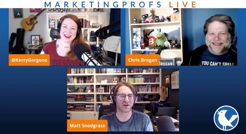 MarketingProfs PRO Members Talk to Marketing Smarts About How They're Surviving (and Thriving) [Podcast]
