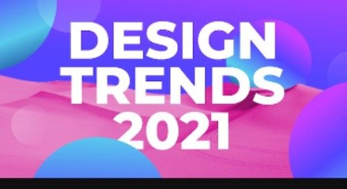 Eight Emerging Design Trends for 2021 [Infographic]