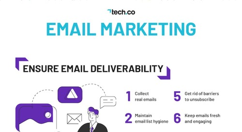 21 Tips to Improve Your Email Marketing [Infographic]