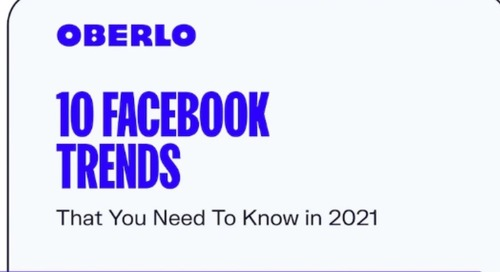 10 Facebook Trends to Watch in 2021 [Infographic]