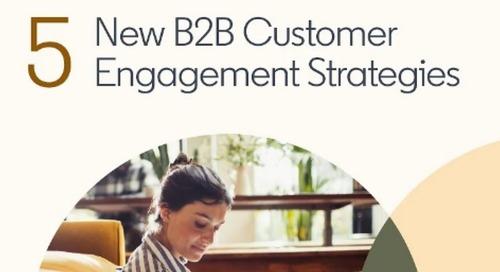 Five B2B Customer Engagement LinkedIn Strategies for 2021 [Infographic]