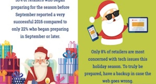 Winter Is Coming: What Retailers Can Do to Prepare for the Holidays