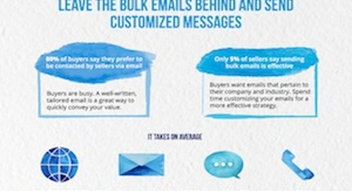 30 Must-Know B2B Sales Prospecting Stats [Infographic]