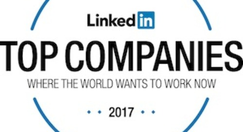 The Top 10 Companies on LinkedIn: Where Professionals Most Want to Work