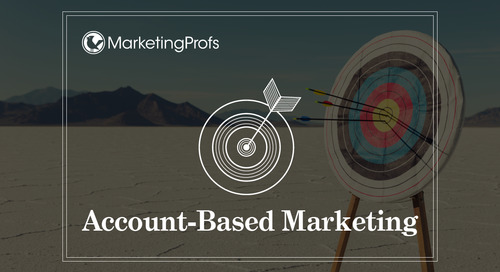 Six Things Stalling Your Account-Based Marketing Strategy, and How to Fix Them