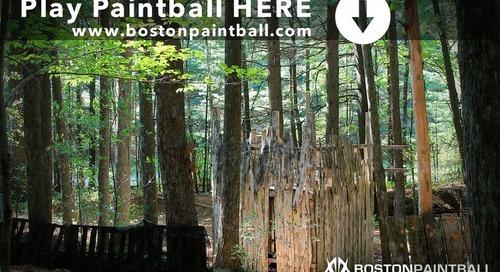Boston Paintball May