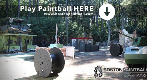 Boston Paintball Out