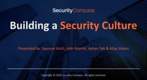 Building a Security Culture