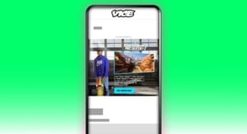 VICE  / Activision / Tony Hawk Pro Skater / Half Screen Reactive Scroll