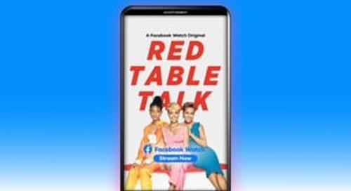 Group Nine Media / Red Table Talk / Mobile Interscroller