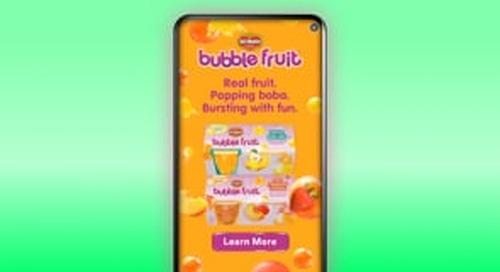 Kargo / Del Monte Bubble Fruit / Breakway Unit