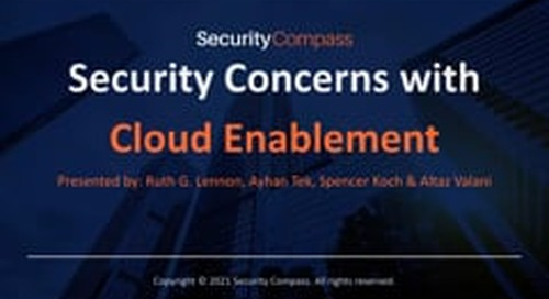 Security Concerns with Cloud Enablement