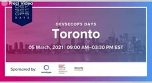 DevSecOps Days