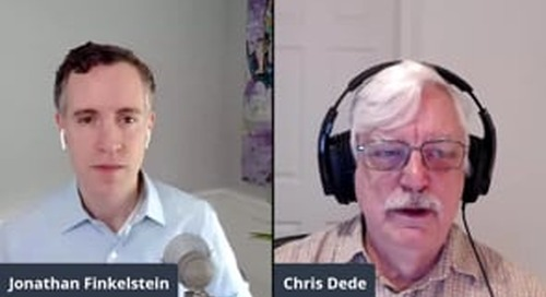 """The """"60-Year Curriculum"""": A Conversation with Chris Dede"""