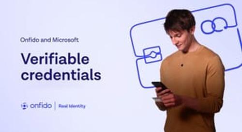 Microsoft Credentials Demo