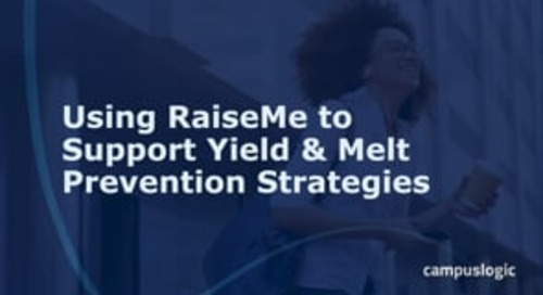 Yield Melt Prevention Strategies