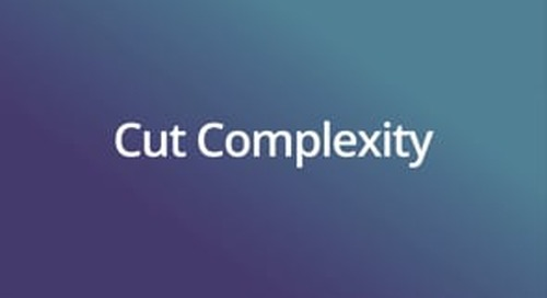 Product Solution Session | Cut Through Complexity