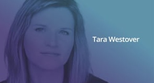 Shift Summit 2021 | The Path to Education: A Conversation with Tara Westover