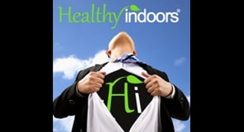 Healthy Indoors Shows